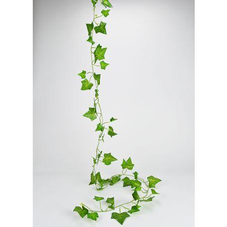 Διακοσμητική γιρλάντα Κισσός Πράσινη 200cm