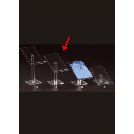 Σταντ Plexiglass για πουκάμισα 22x35x35cm