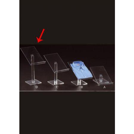 Σταντ Plexiglass για πουκάμισα 22x35x45cm