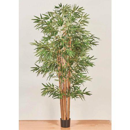 Τεχνητό φυτό Μπαμπού σε γλάστρα 180cm