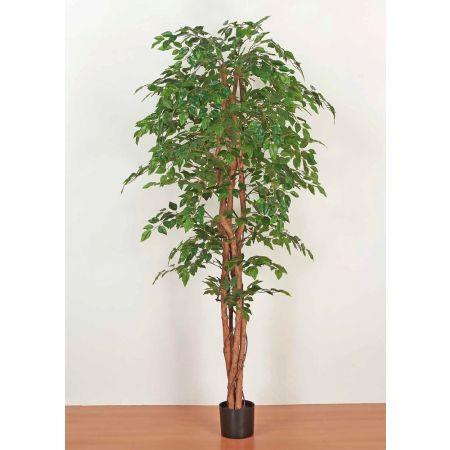 HQ Τεχνητό φυτό Φίκος Μπέντζαμιν σε γλάστρα 180cm