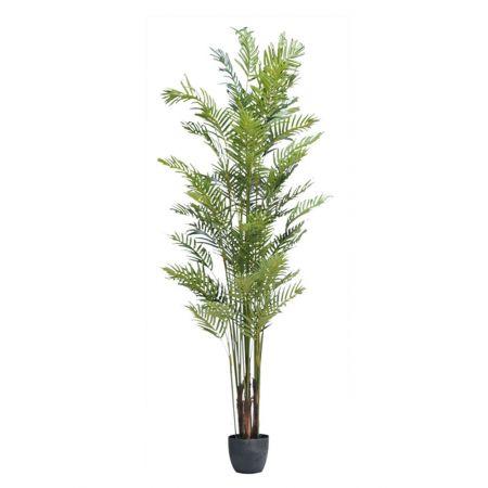 Διακοσμητικό Τεχνητό φυτό Αρέκα σε γλάστρα 210cm