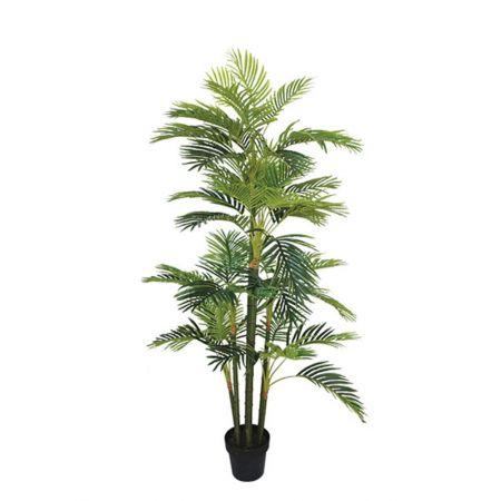 Τεχνητό δέντρο Φοίνικας Areca σε γλάστρα 170cm