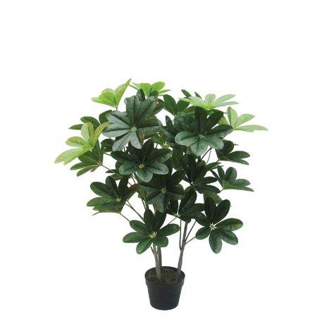 Τεχνητό φυτό Σεφλέρα σε γλάστρα 100cm