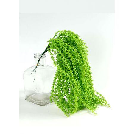 Διακοσμητικό κρεμαστό κλαδί Πρασινάδα 65cm