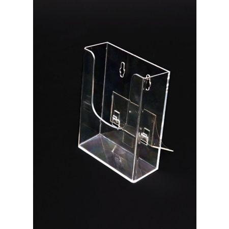 Προσπεκτοθήκη τοίχου-Plexiglass 3.6x10.8x13.6cm