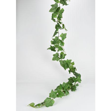 Διακοσμητική γιρλάντα Κισσός Πράσινη 180cm