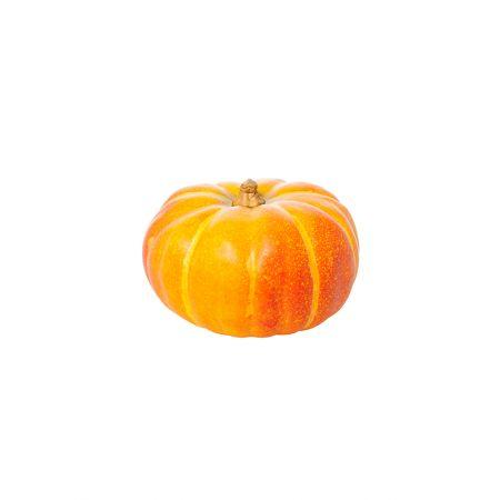 Διακοσμητική κολοκύθα Πορτοκαλί 30cm