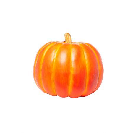 Διακοσμητική κολοκύθα Πορτοκαλί 35cm
