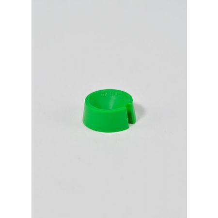 Σετ 100τμχ Νουμεροδείκτες χωρίς τύπωμα Πράσινο