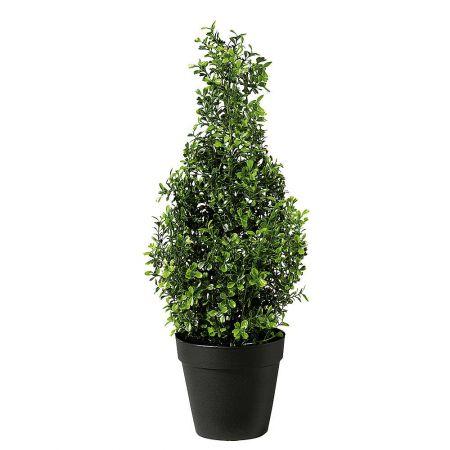 Τεχνητό δέντρο Πυξάρι - Boxwood σε γλάστρα 62cm