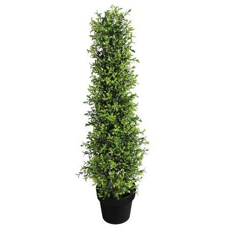 Τεχνητό δέντρο Boxwood - Πυξάρι σε γλάστρα 100cm