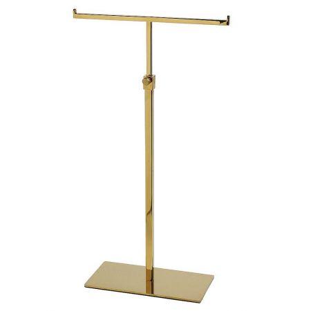 Σταντ μεταλλικό T για τσάντες και αξεσουάρ 36-60cm