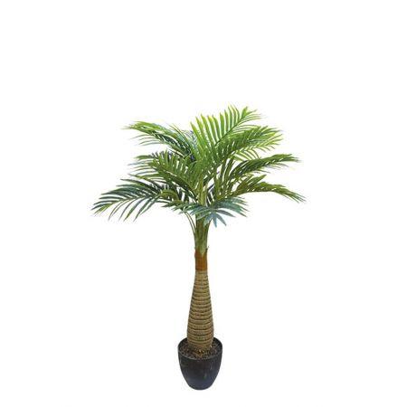 Τεχνητό δέντρο Φοίνικας σε γλάστρα (Real Touch) 120cm
