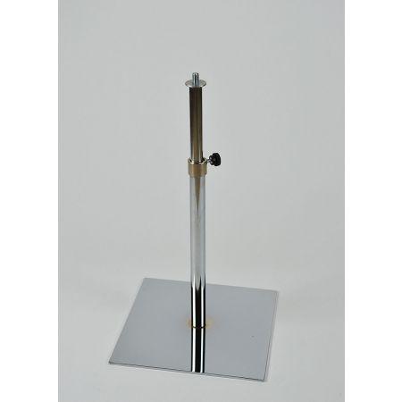 Βάση Μεταλλική-Χρώμιο 35cm