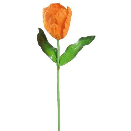 XXL διακοσμητική Τουλίπα Πορτοκαλί 150cm