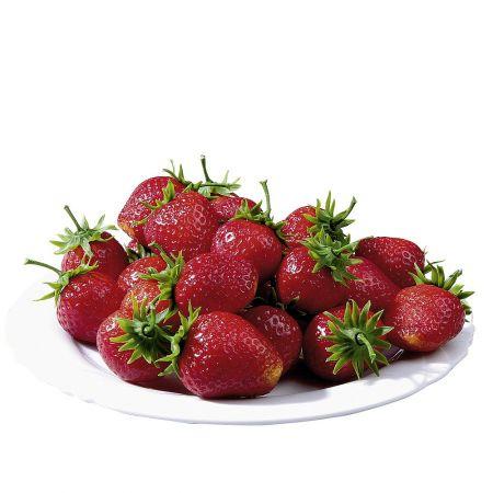 HQ Σετ 24τχ διακοσμητικές φράουλες