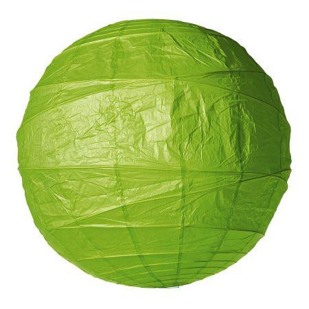 Διακοσμητικό μπαλόνι - φανάρι πράσινο, 90cm
