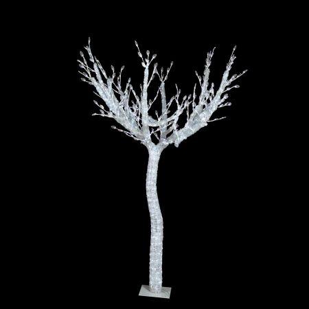 Φωτιζόμενο Χριστουγεννιάτικο δέντρο 1096LED 200cm