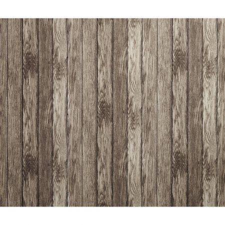 Διακοσμητικό ύφασμα με απεικόνιση ξύλινες σανίδες ανά μέτρο 140cm