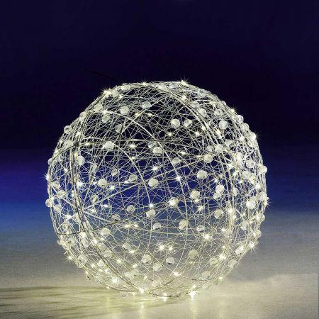 Φωτιζόμενη μπάλα 300LED IP44 45cm