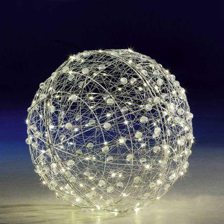 Φωτιζόμενη μπάλα 300LED IP44 60cm
