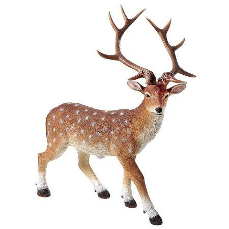 Διακοσμητικό αρσενικό ελάφι 58x59cm