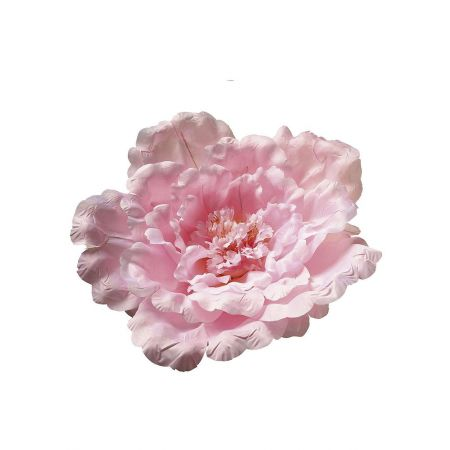 XL Διακοσμητικό άνθος Παιώνιας Ροζ 65cm