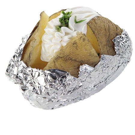 HQ Διακοσμητική ψητή πατάτα - απομίμηση 7,5x11 cm