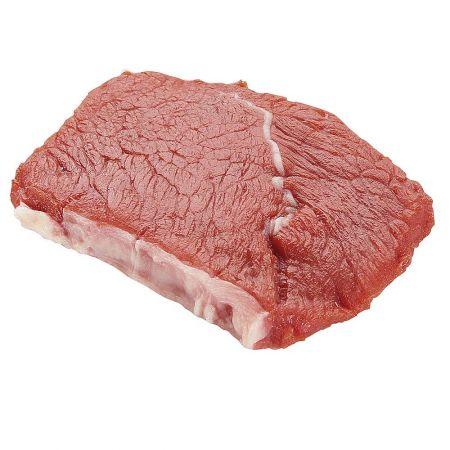 HQ Διακοσμητικό ωμό κομμάτι κρέας βοδινού απομίμηση 16x12cm