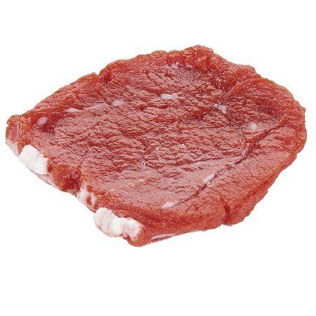 Διακοσμητικό ωμό κομμάτι κρέας βοδινού απομίμηση 11x13cm
