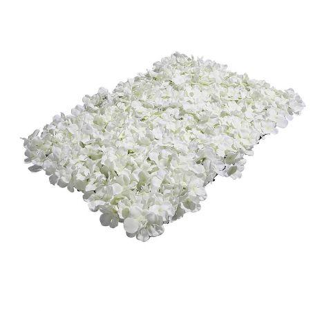 Διακοσμητικό πάνελ με Λευκά άνθη 40x60cm