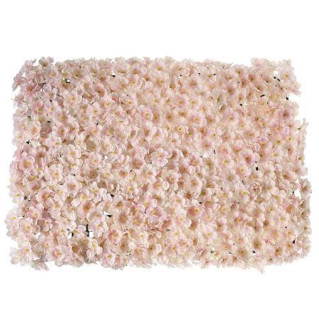 Διακοσμητικό πάνελ με άνθη κερασιάς Ροζ 40x60cm