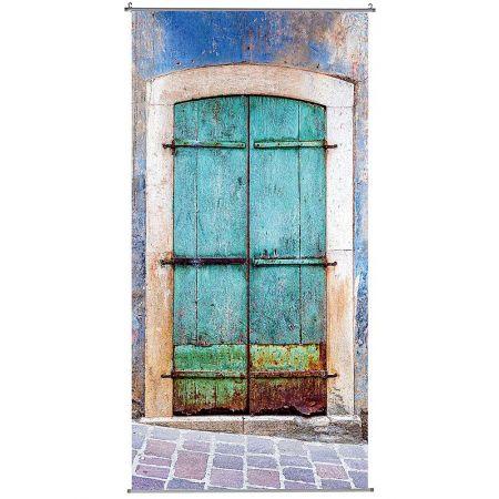 Διακοσμητική αφίσα με αντικέ πόρτα 100x200cm