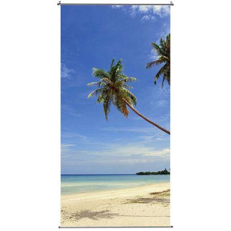 Διακοσμητική αφίσα με παραλία 100x200cm