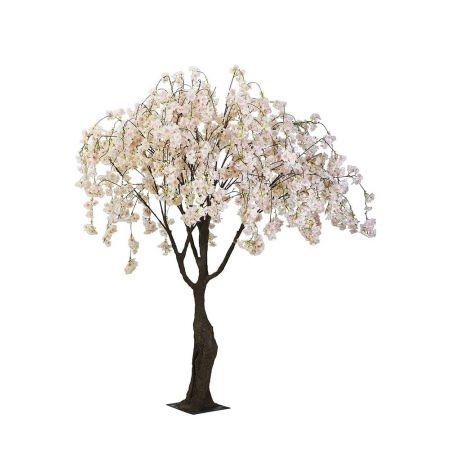 Τεχνητό δέντρο Κερασιά με Λευκά άνθη 150cm