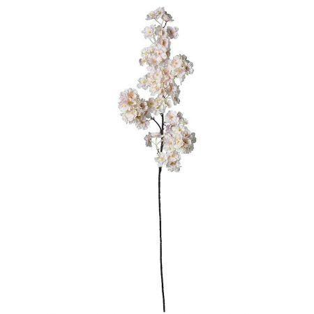 Διακοσμητικό κλαδί με άνθη κερασιάς Ροζ 105cm