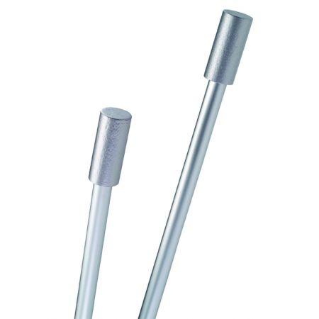 Σετ 2τμχ. Μπάρες-Μεταλλικές για κρέμαση αφισας 90cm (Πλάτος)