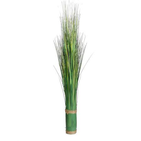 Διακοσμητική δέσμη με γρασίδι Πράσινη 90cm
