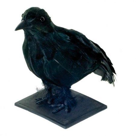 Διακοσμητικό κοράκι 21x13x17cm