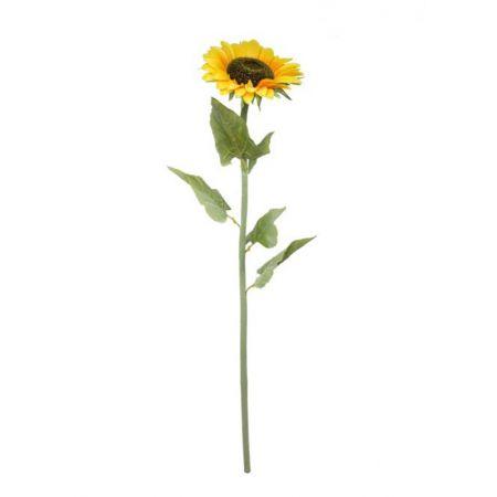 XL Διακοσμητικό λουλούδι Ηλίανθος 130cm