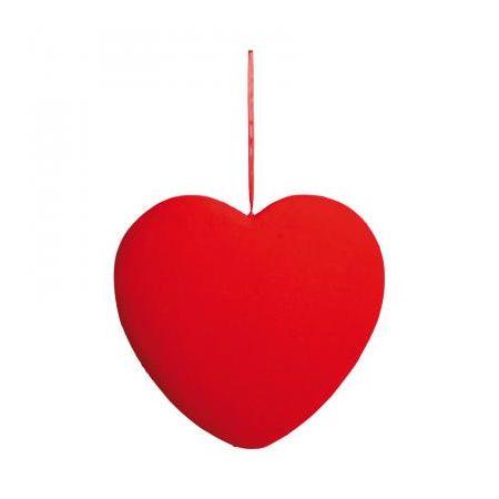 AB7363980 Falling Roses - Καρδιά Βαλεντίνου, βελούδινη 30cm