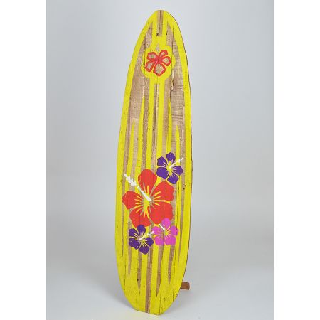 Διακοσμητική σανίδα του Surf ξύλινη, 170x40cm