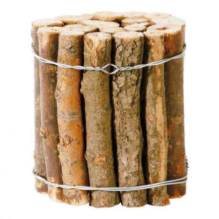 Τραπεζάκι - δέσμη με ξύλα 21x24cm