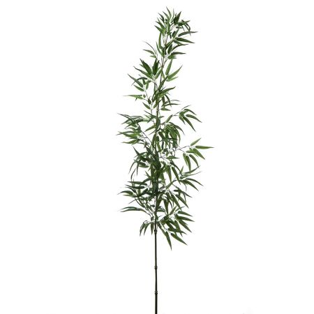 Διακοσμητικό Κλαδί-Bamboo πράσινο, 180cm