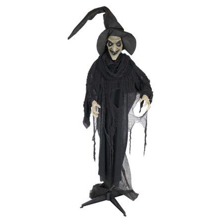 Διακοσμητική μάγισσα με βάση 200cm