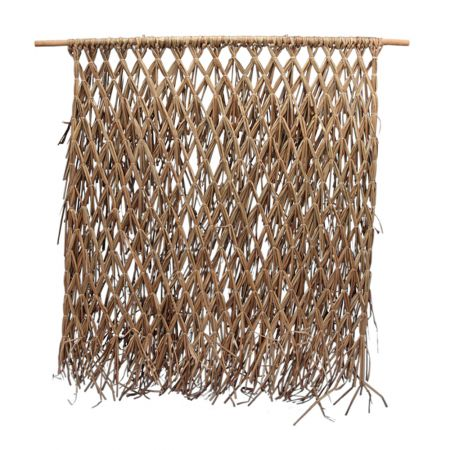 Διακοσμητικό Πλέγμα-Πάνελ από φοινικόφυλλα 100x100cm