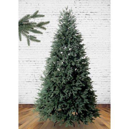 Χριστουγεννιάτικο δέντρο Χελμός PE PLASTIC 180cm