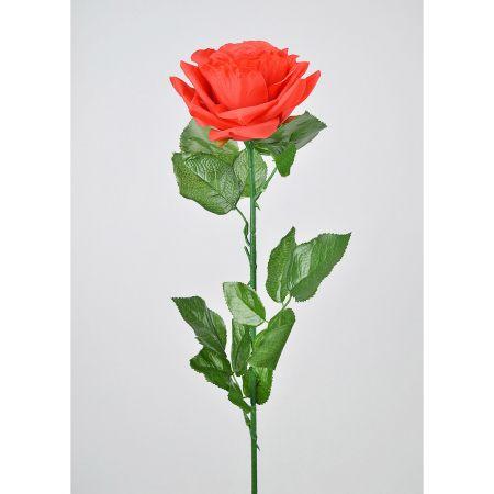 Διακοσμητικό τριαντάφυλλο 72cm