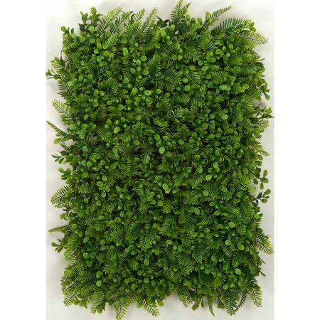 Πλακάκι γκαζόν - σύνθεση πρασινάδα 40x60cm